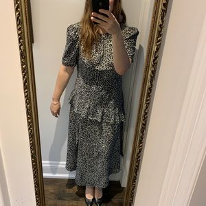 Topshop Maxi Dress - Size L